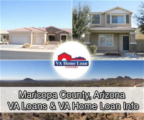 maricopa county arizona va home loan info
