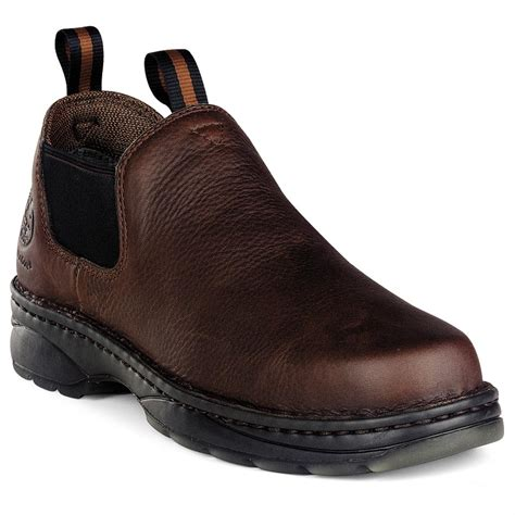 work shoes s 174 romeo work shoes chocolate 186339
