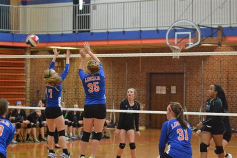 lincoln middle school il lincoln by liberty to play sectional match against