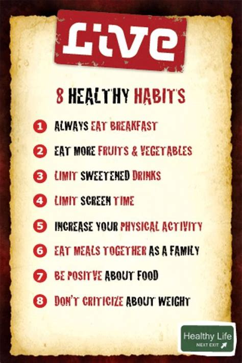 the top healthy habits for healthy habits quotes quotesgram