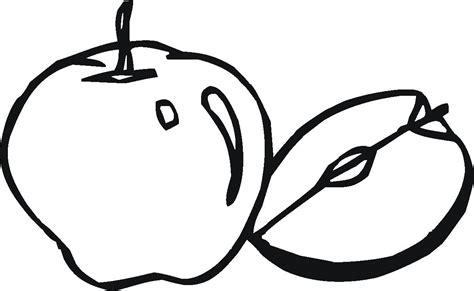 apple slices coloring page apple coloring pages coloringsuite com