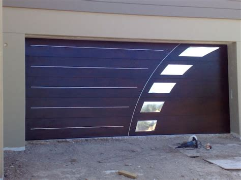 modern garage doors design contemporary wood garage doors