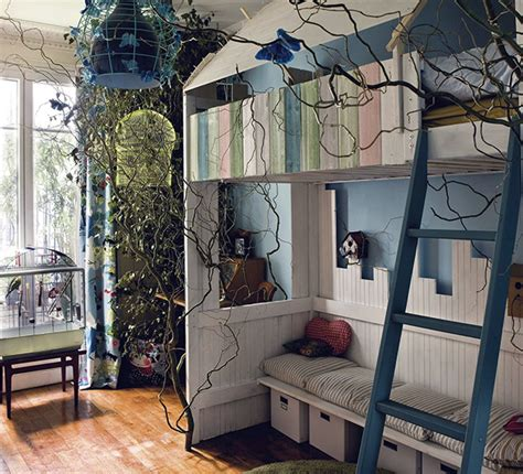 Unique Teenage Bedroom Ideas diy un lit cabane the small issue