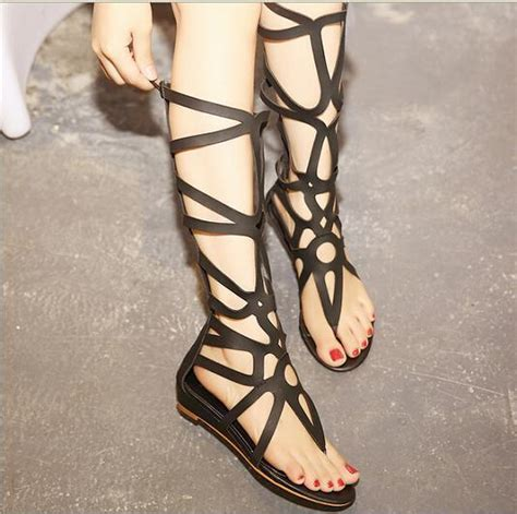 Sandal Wedgest Dh 171 top quality fashion s hollow out clip toe