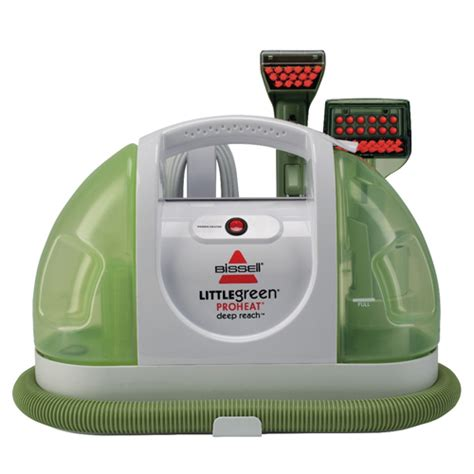 green machine upholstery cleaner little green proheat 174 portable carpet cleaner bissell 174