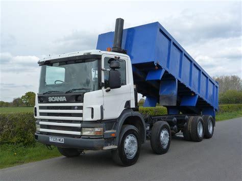scania p94c 310 8 x 4 steel tipper tipper trucks
