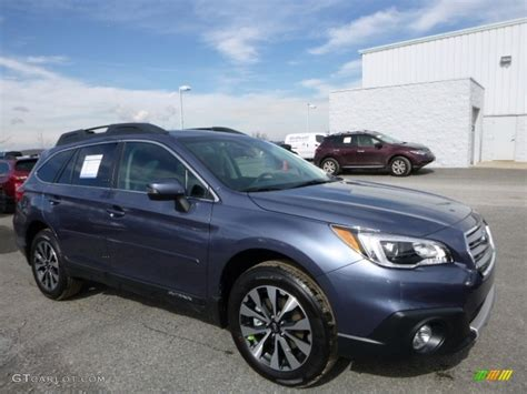 blue subaru outback 2017 2016 twilight blue metallic subaru outback 2 5i limited
