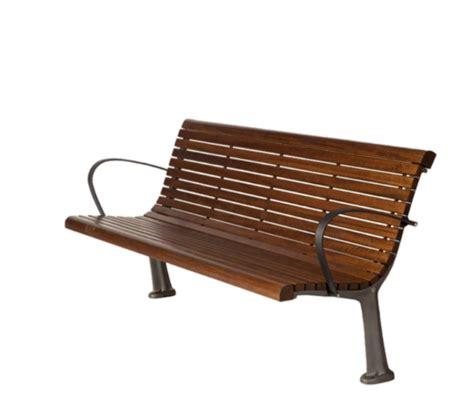 park bench wood park bench wood ancora urban furniture street