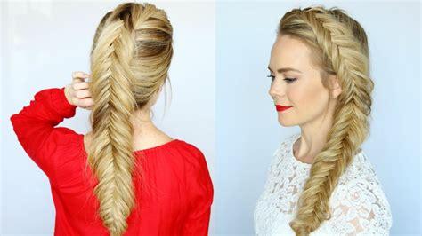 how to dutch fishtail braid elsa hair youtube how to dutch fishtail braid for beginners missy sue