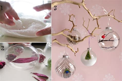 create your own diy christmas tree decoration this year