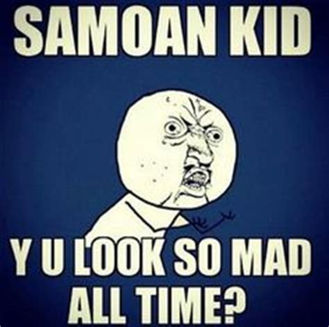 Samoan Memes - i love the islands
