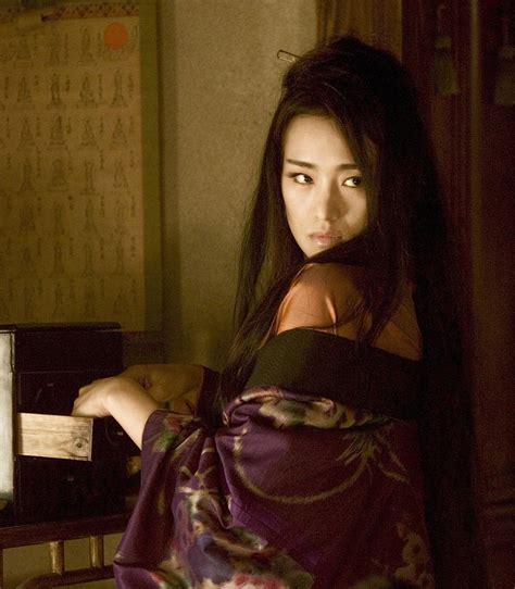 film china white hair zhang ziyi memoirs of a geisha movie photo gallery