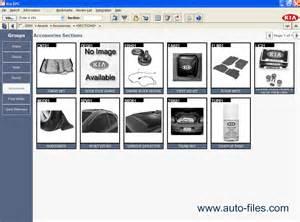 Kia Parts Catalog 301 Moved Permanently
