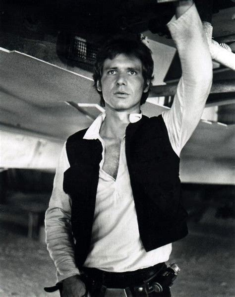 harrison ford on solo harrison ford as quot han solo quot on the set of quot star wars