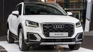 new car pricing 2017 audi q2 new car sales price car news carsguide