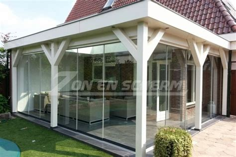 Veranda Glaswand by Sunflex Dealer Zoetermeer Gouda Berkel En Rodenrijs