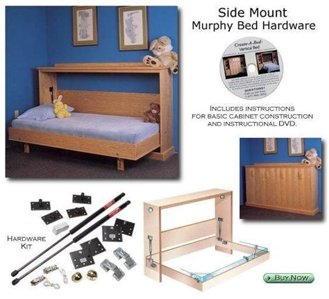 Murphy Bed Plans Pdf by Diy Horizontal Murphy Bed Plans Pdf Plans