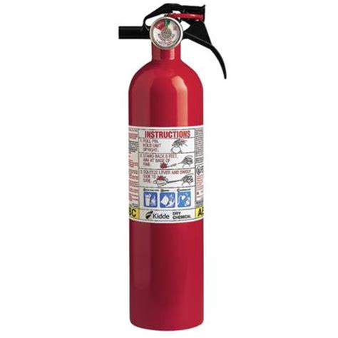 kidde home series extinguisher home depot