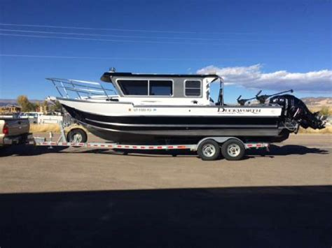 duckworth fishing boats duckworth boats for sale boats