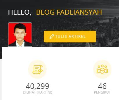 cara membuat blog banyak pengunjung cara agar view artikel uc news banyak blog telolet