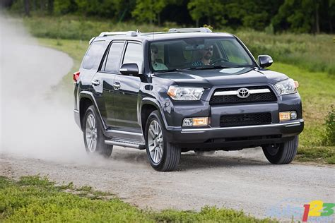 2012 Toyota 4runner Reviews 2012 Toyota 4runner Review New Cars Tuning Specs
