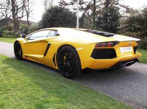Lamborghini Automatic For Sale Lamborghini 2013 Aventador V12 Petrol Semi Auto Car For Sale