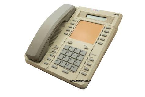 telecom ufficio alcatel telefono opus direzione versione ufficio r