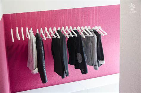 schwebende kleiderstange ikea garderobe kleiderst 228 nder nazarm
