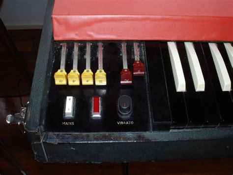 Combo Organ Heaven Vox Single Manual