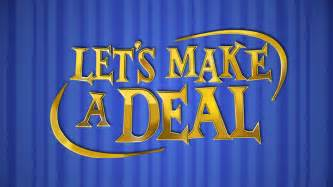 how to make a deal on a new car the price is right and let s make a deal celebrate