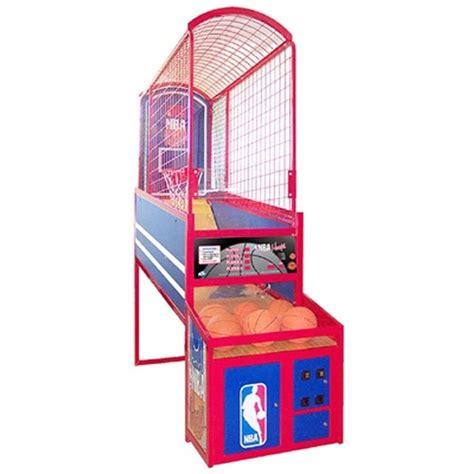 arcade hoops basketball cabinet nba hoops arcade basketball game jet com