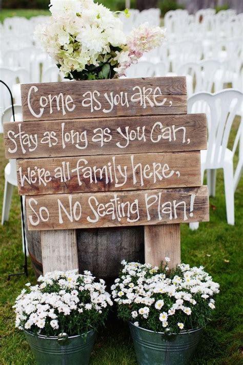 25 best ideas about casual outdoor weddings on outdoor weddings backyard