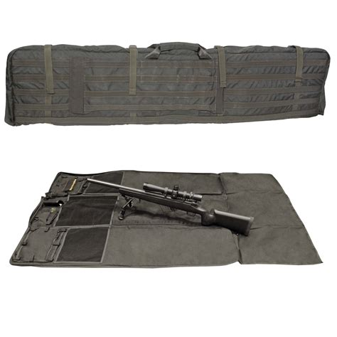 Sniper Mat by Wiskurtactical Hybrid Shooting Mat And Rifle