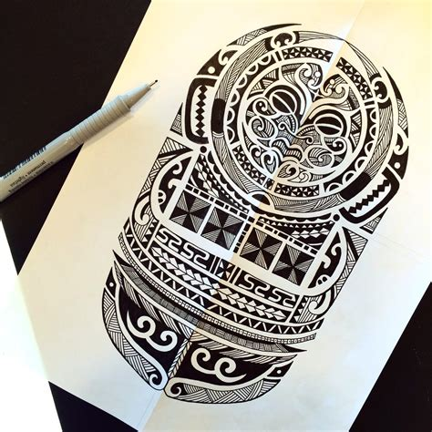 maori tattoo design by rabbittc on deviantart