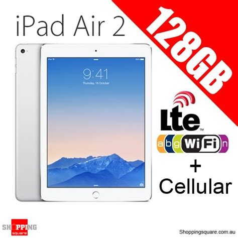 Air 2 64gb Wifi Cell 4g Lte Second Fullset Istimewa apple air2 128gb 9 7inch wifi cellular tablet 4g lte