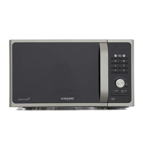 Microwave Samsung Buy Samsung Ms23f301tas Microwave Silver Marks Electrical