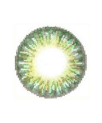 geo tri color green contact lens geo tri color green cm 903 green color lens