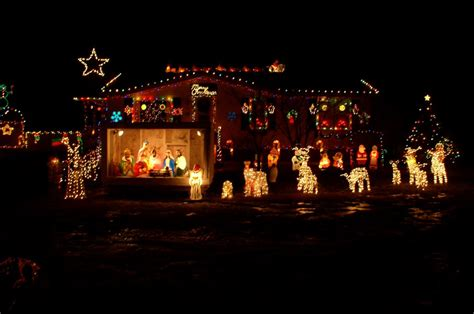 christmas lights for charity