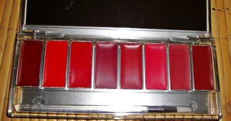 Pallet Wardah the simple story of my wardah lip