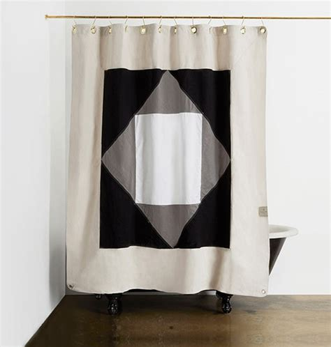 Canvas Shower Curtain by The Narlai Canvas Shower Curtain Accessories Better