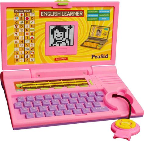 speelgoed computer prasid kids english learner computer toy educational