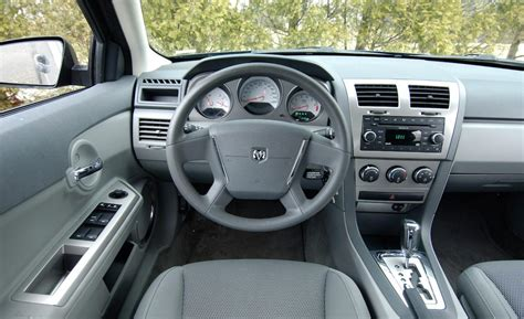 2008 Dodge Avenger Se Interior by Car And Driver