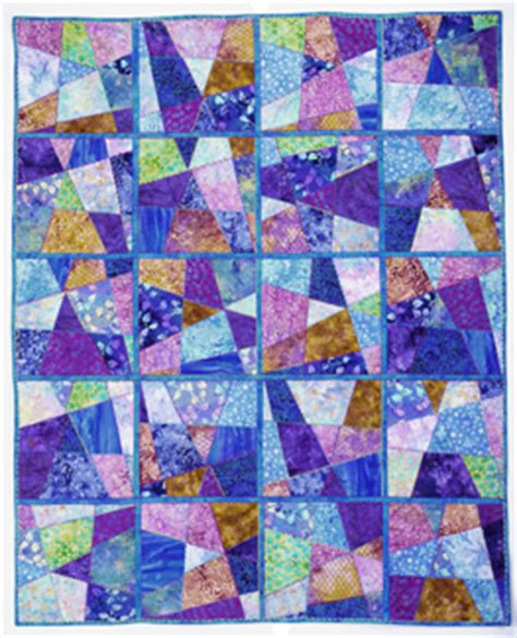 What Is Quilting by Quilt As You Go