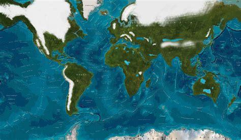 ice age hydrology
