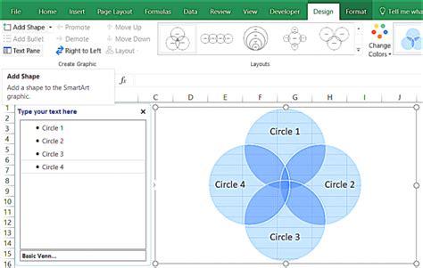 create venn diagram in excel venn diagram excel luxury shape prescriber elektronik us