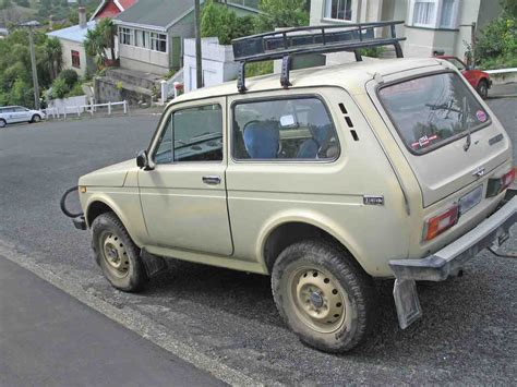 Lada Niva 1990 Lada Niva 1990 Review Amazing Pictures And Images Look