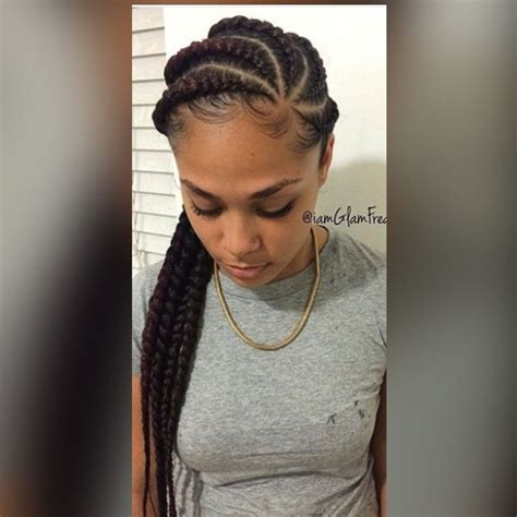 embra hair styles 34 best short braided hairstyles images on pinterest