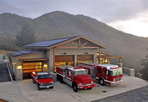 Design House Plans For Free by Throckmorton Ridge Fire Station Fire Department County