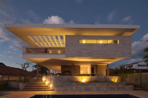 brazilian homes modern home in brazil exudes elegance with stylish
