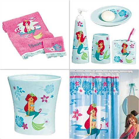 Mermaid Bathroom Set Mermaid Bathroom Decor Bclskeystrokes